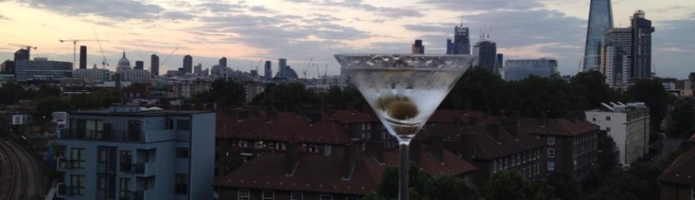 The Martini Socialist