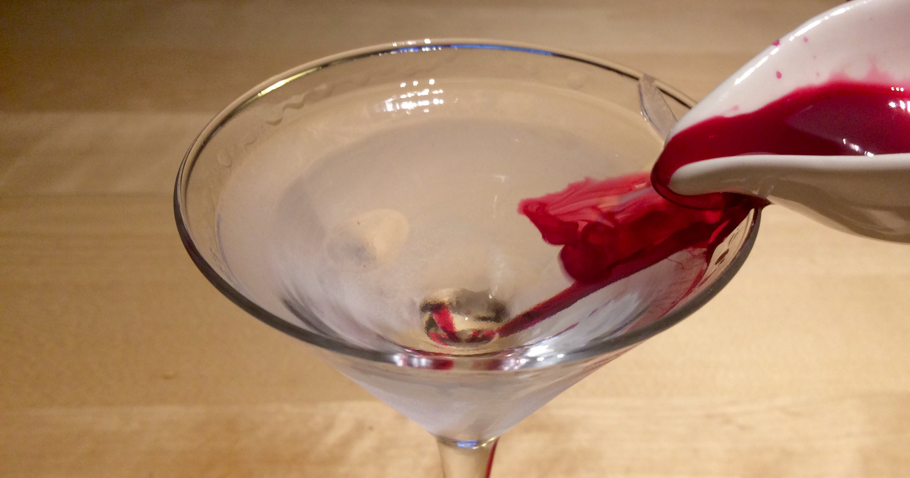 The Beet Up Gibson Martini | THE MARTINI DIARY